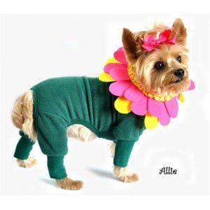 犬のコスチューム【Flower Dog】 ペット用コスチューム/ハロウィン/つなぎ|wanwan3dogs