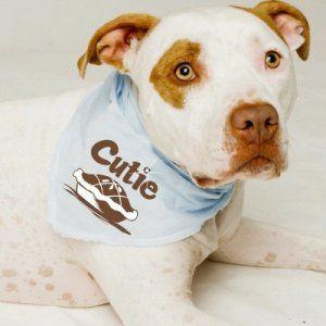 犬のバンダナ【Cutie pie】ドッグバンダナ/犬用バンダナ/犬グッズ/犬用品|wanwan3dogs