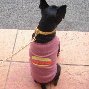 再入荷無し★スペシャル価格★ペアで着れる犬のタンクトップ【Kosher dog タンク】おそろいで着れるオーナー様用タンクトップ有/犬服/犬の洋服|wanwan3dogs