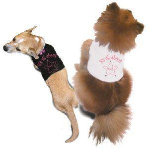 再入荷無し★スペシャル価格★ペアで着れる犬のタンクトップ【It's all about moi dog タンク】おそろいで着れるオーナー様用タンクトップ有/犬服/犬の洋服|wanwan3dogs