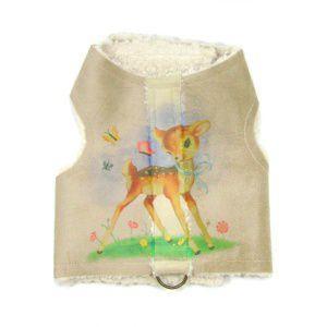 犬のベスト【ポニーエクスプレス_ウォーキングベスト_Dixie Doe】お手軽防寒に便利なウエスタンベスト/犬服/犬の洋服|wanwan3dogs