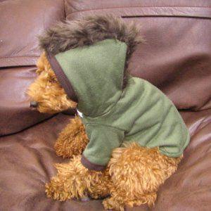 【ドクロモン掲載】モヒカンがロックな犬のパーカー【camo skull モヒカンパーカー】犬服/犬の洋服/ペット服/ヒップドギー|wanwan3dogs
