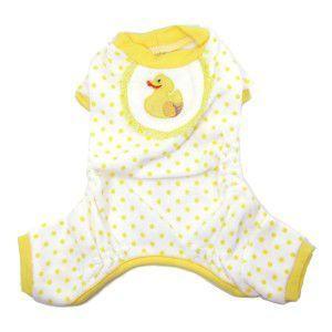 犬のパジャマ【Ducky】犬服/犬の洋服 wanwan3dogs