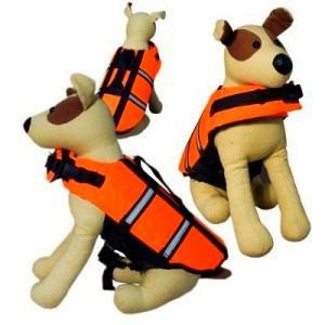 犬のライフジャケット|wanwan3dogs