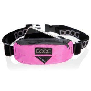 ウォーキング_ヒップバッグ【DOOG Mini Pink】犬 アウトドア用品/ウエストバッグ/犬 お散歩グッズ/うんち袋セット|wanwan3dogs