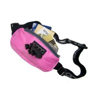 ウォーキング_ヒップバッグ【DOOG Mini Pink】犬 アウトドア用品/ウエストバッグ/犬 お散歩グッズ/うんち袋セット|wanwan3dogs|02