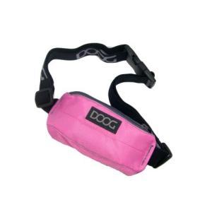 ウォーキング_ヒップバッグ【DOOG Mini Pink】犬 アウトドア用品/ウエストバッグ/犬 お散歩グッズ/うんち袋セット|wanwan3dogs|04