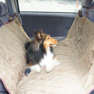 犬のカー用品【ブースターシートカバー ハンモック】ドライブ用品/カーシート/父の日|wanwan3dogs