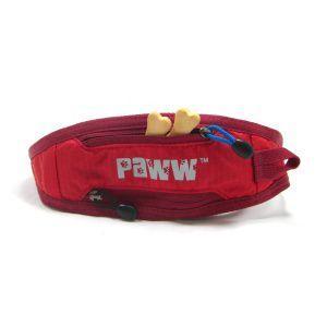 アウトドアリード【ピックポケットリード レッド】アウトドア用品/ナイロン/うんち袋、小物収納可能/犬 リード/ペット リード|wanwan3dogs