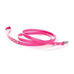 犬の首輪とリードのセット【The Formal Collection ピンク】チャームプレゼント付♪|wanwan3dogs|03