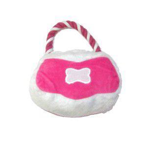 ピコピコ音が鳴る犬のおもちゃ【ハンドバッグ】ペットトイ/犬用のおもちゃ/ギフト/プレゼント/犬グッズ/犬用品 wanwan3dogs