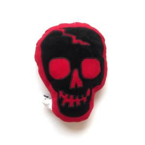 ピコピコ音が鳴る犬のおもちゃ【The Skull】ペットトイ/犬用のおもちゃ/ギフト/プレゼント/犬グッズ/犬用品|wanwan3dogs