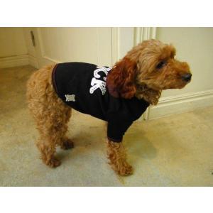 犬のTシャツ【I Luv Rock】スタッズ/犬服/犬の洋服|wanwan3dogs|06