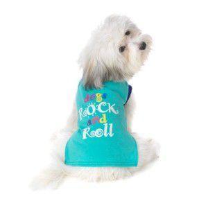 可愛いを体験♪特別価格商品犬のTシャツ【Dogs Rock & Roll】ペット用Tシャツ/犬服/犬の洋服/ペット服|wanwan3dogs