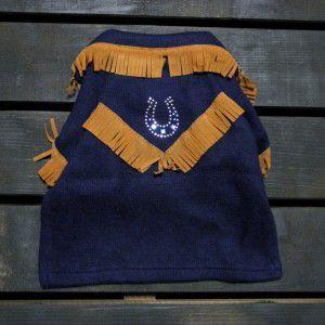 送料無料♪【プードルスタイル掲載】犬のジャケット【馬蹄ウエスタンジャケット】犬用ジャケット/犬服/犬の洋服|wanwan3dogs