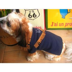 送料無料♪【プードルスタイル掲載】犬のジャケット【馬蹄ウエスタンジャケット】犬用ジャケット/犬服/犬の洋服 wanwan3dogs 02