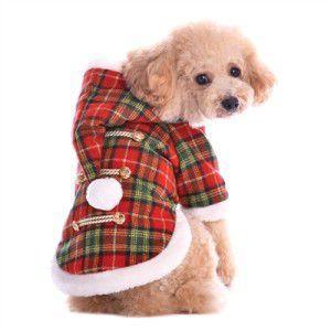 犬のコート【DOGO サンタコート】クリスマス|wanwan3dogs