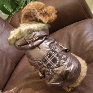 送料無料♪犬のコート【EXPRESSO】犬用コート/ペットのコート/犬服/犬の洋服/Pinka holic|wanwan3dogs