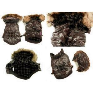 送料無料♪犬のコート【EXPRESSO】犬用コート/ペットのコート/犬服/犬の洋服/Pinka holic|wanwan3dogs|05