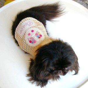 犬のコート【Peace ファーコート】犬用コート/ペットのコート/犬服/犬の洋服|wanwan3dogs