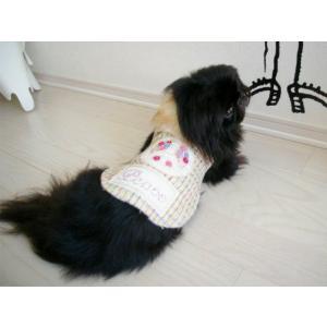 犬のコート【Peace ファーコート】犬用コート/ペットのコート/犬服/犬の洋服|wanwan3dogs|05