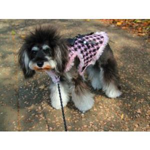 犬のコート【All About Business】犬のツイードコート/ペットのコート/犬服/犬の洋服|wanwan3dogs|03