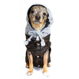 犬のジャケット【ヴィンテージ ボンバージャケット】犬用ジャケット/犬のコート/ペットのコート/犬服/犬の洋服/ヒップドギー|wanwan3dogs