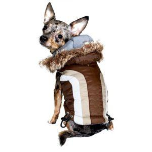 犬のコート【スイス アルペンスキーベスト】スキージャンパー/犬服/犬の洋服/ヒップドギー/フリース|wanwan3dogs