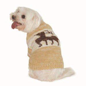 犬のセーター【Reindeer カシミアセーター】|wanwan3dogs