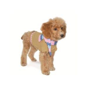 ★今だけSALE★犬のセーター【スカーフ カシミアセーター】 wanwan3dogs 05