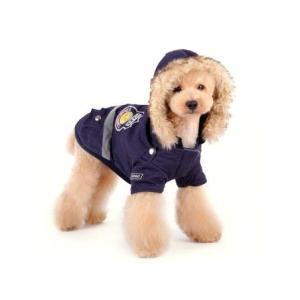 犬のジャケット【ポリス】コート|wanwan3dogs|02