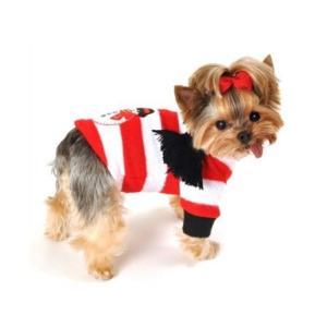 犬のセーター【スノーマン】 wanwan3dogs 03