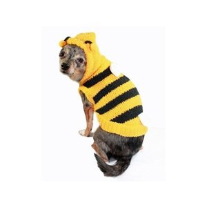 犬のセーター【Chenille Bumble Bee】ハチさん|wanwan3dogs|02