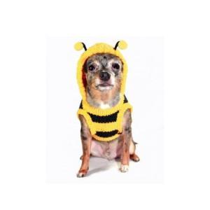 犬のセーター【Chenille Bumble Bee】ハチさん|wanwan3dogs|03