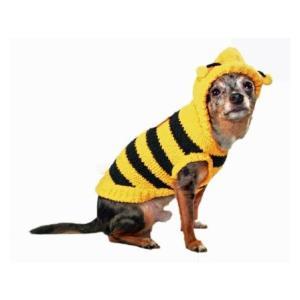 犬のセーター【Chenille Bumble Bee】ハチさん|wanwan3dogs|04