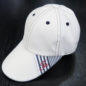 サンタフェ キャップ 白 05425-001 santaFe 帽子 野球帽|wanwan