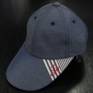 サンタフェ キャップ 紺 05425-097 santaFe 帽子 野球帽|wanwan