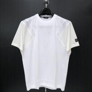 バラシ 半袖Tシャツ 白 48/50サイズ 1250-2554-10 barassi|wanwan