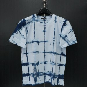 バラシ 半袖Tシャツ 水色 50サイズ 1250-2571-11 barassi|wanwan