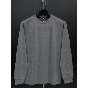 ラウラ フェリーチェ カシミヤシルク混丸首Tシャツ グレー 127-5101-N4 LAURA  Felice|wanwan