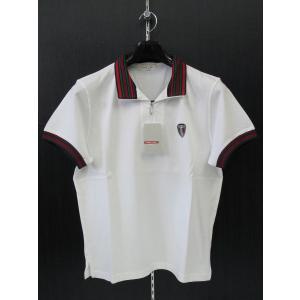 ラウラフィウム 半袖ポロシャツ 14-4507-N1 LAURA FIUME 50サイズ|wanwan
