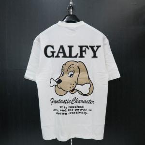 クラッチガルフィー 半袖Tシャツ 白 F 172150-10 CRUTCHGALFY|wanwan