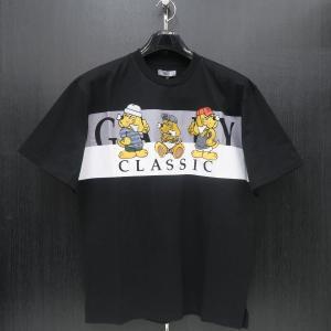 クラッチガルフィー 半袖Tシャツ 黒 L/XL 181070-20 CRUTCHGALFY|wanwan