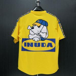 クラッチガルフィー 半袖Tシャツ L/XLサイズ イエロー 182001-60 CRUTCHGALFY|wanwan