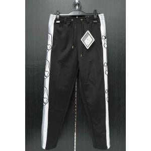 クラッチガルフィー ジャージパンツ 黒 XL 182010-20 CRUTCHGALFY|wanwan
