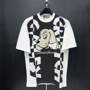 クラッチガルフィー 半袖Tシャツ Fサイズ 白 182152-10 CRUTCHGALFY|wanwan