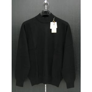 ジーゲラン  ハイネックセーター黒 L 2110-5401-20-48 GEE GELLAN|wanwan