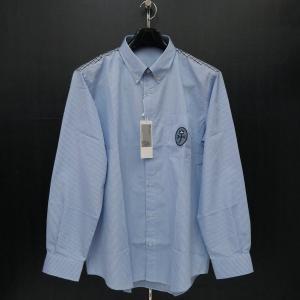 カステルバジャック 長袖シャツ 水色 50サイズ 21260-110-53 castelbajac|wanwan