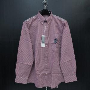 カステルバジャック 長袖シャツ 赤 50サイズ 21260-110-80 castelbajac|wanwan