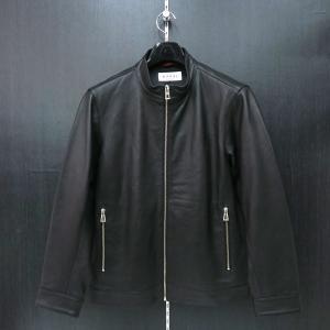 カプリ 羊革ブルゾン 黒 2131-3031-20 CAPRI|wanwan